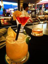 Drinks at Lamplight Lounge Pixar Pier Disneys California Adventure 1