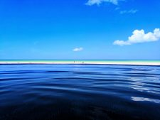 Infinity pool at Villas Flamingos Isla Holbox Yucatan 2