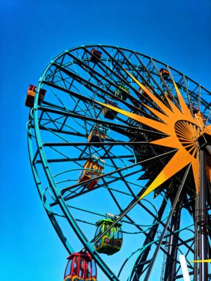 Mickeys Fun Wheel Pixar Pier Disneys California Adventure 3
