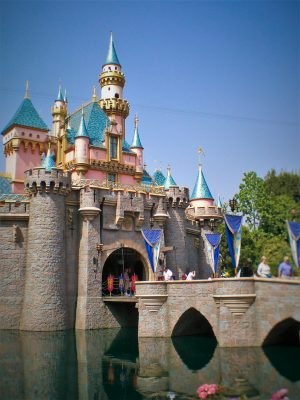 Sleeping Beauty Castle Disneyland 2