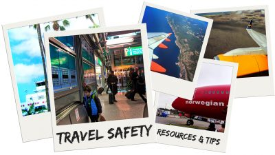 Travel safety is extremely important, particularly saying something if you see something that may be a security risk. Tips and resources for reporting travel safety concerns. 2traveldads.com