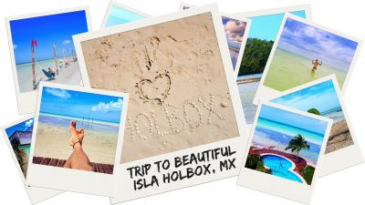 A trip to Isla Holbox, Mexico is the perfect Caribbean getaway. Still small and undeveloped, the perfect waters, flamingos, tropical mangroves and colorful town make it a dream destination. 2traveldads.com