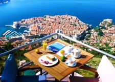 panorama-restaurant-Fort Imperial Dubrovnik Cable Car 1
