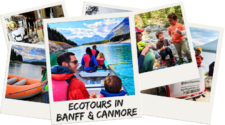 Ecotours in Banff National Park and the nearby town of Canmore give the best views and activities in Banff National Park. Guiding hiking, rafting and rock climbing provide unforgettable outdoor experiences in Alberta, Canada. 2traveldads.com