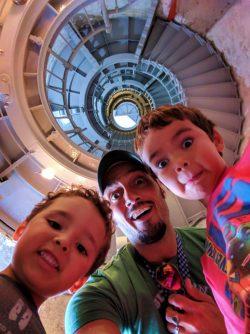 Taylor-Family-at-Spiral-Staircase-inside-Westport-Lighthouse-Westport-Washington-Coast-1-250x334.jpg
