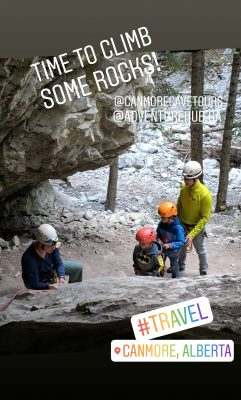 Discovery Hike Canmore Cave Tours Adventure Hub 1