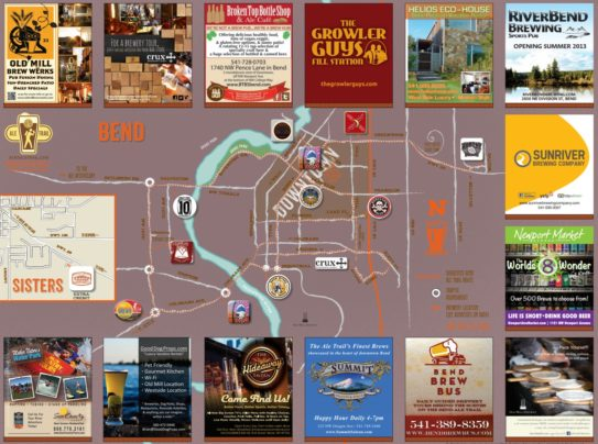 Best Breweries In Bend Family Friendly Brewery Tours And