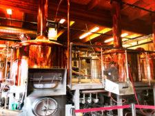 Copper Fermentation Tanks at Crux Brewing Bend Oregon 2