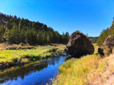 Crooked River Trail Smith Rock State Park Terrabonne Oregon 2