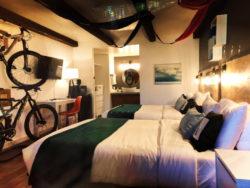 Double Room at LOGE Camps Entrada Bend Oregon 2
