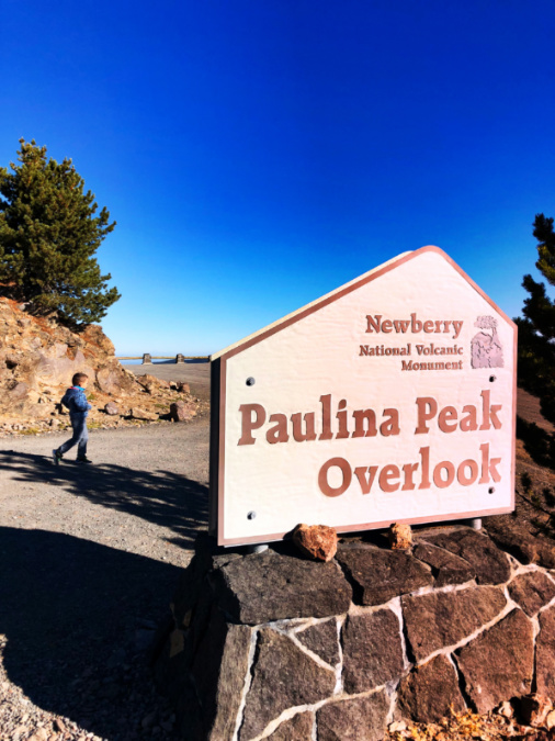 Paulina Peek Newberry Caldera National Volcanic Monument Bend Oregon 1