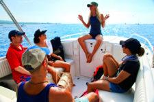 Regina Domingo with Pelagic Safari Cabo San Lucas Adventures in Baja 2