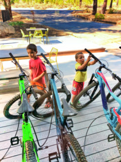 Taylor Family Outdoors Equipment outfiitting center at LOGE Camps Entrada Bend Oregon 1