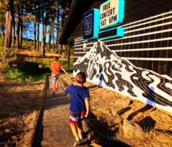 Taylor Family at LOGE Camps Entrada Bend Oregon 4