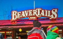 BeaverTails Sign Victoria BC 1