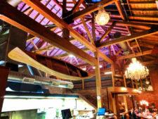 Beer hall at Canoe Brewpub Victoria BC 2q