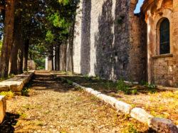Benedictine Monastery of St Mary at Mljet National Park Isle of Mijet 6