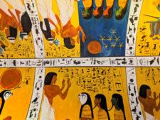 Egyptology exhibits at Royal BC Museum Victoria BC 1