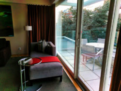 Family suite at Inn at Laurel Point Victoria BC 2