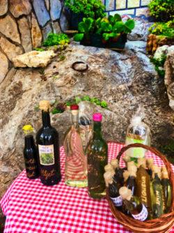 Grappa tasting in Okuklje on Isle of Mljet Croatia 1