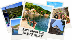 Exploring the Isle of Mljet is a must when visiting Croatia. Our favorite of the Dalmatian Isles, it's accessible by ferry or a Med Sailing holiday.