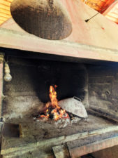 Peka cooking under the bell in Polace Isle of Mljet Croatia 1
