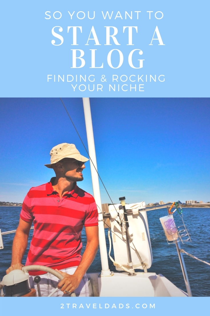How to start blogging by finding your niche and unique voice, creating your first content and early stages of blog growth.