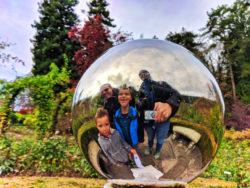 Taylor Family at Butchart Gardens Victoria BC 10