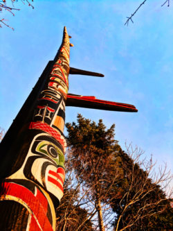 Worlds Tallest Totempole Beacon Hill Park Victoria BC 4
