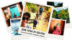 2018 year in review: the journey of blogging and personal growth. All things travel blogging and working as an influencer with travel brands.
