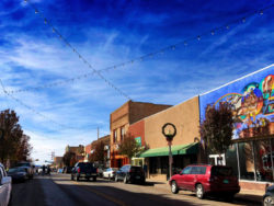 Downtown Gallup New Mexico 1