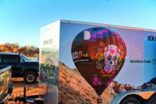 Hot air Balloon Trailer Gallup NM 1