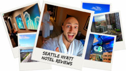 Seattle Hyatt Hotel locations reviewed for family travel, couples getaways and business travel. Recommendations for locations and hotel amenities at Hyatt Hotels in the Seattle area. 2traveldads.com