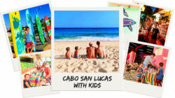 Cabo with kids is a wonderful family vacation, both for relaxation and adventure. Tropical waters and kid friendly dining make Cabo San Lucas our go-to destination.