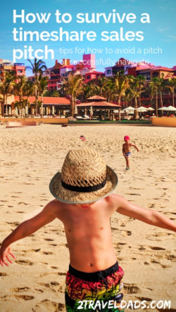 Sitting through a timeshare presentation can be great for setting up fun and future vacations, but it also can ruin a day of relaxation. Dos and Don'ts of accepting and attending a timeshare sales pitch.