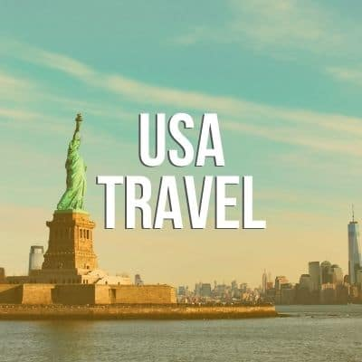 Homepage Category Grid USA Travel