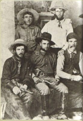 Old West Photo - uncredited, NPS Archives