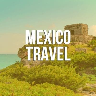 Homepage Category Grid Mexico Travel