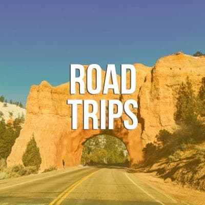 Homepage Category Grid Road Trips