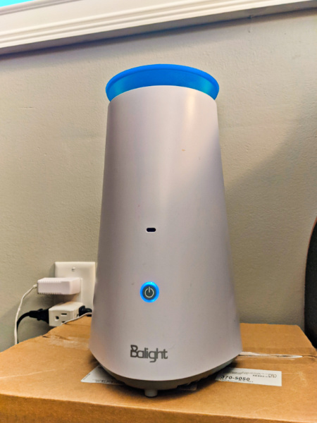 Air Purifier in Home Office 1