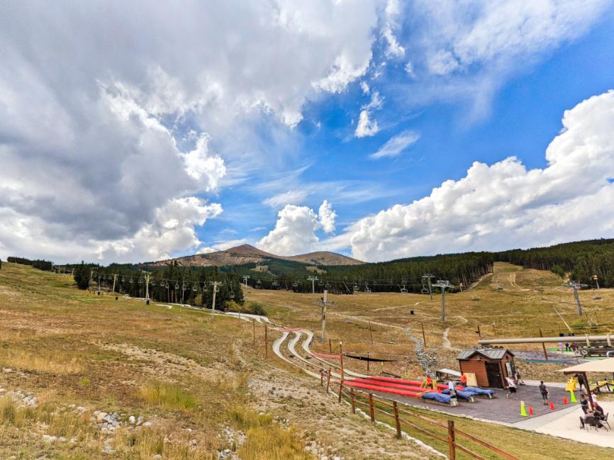 Alpine Slide Epic Discovery Park at Grand Colorado Resort Peak 8 Breckenridge Colorado 2