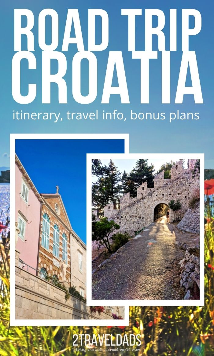 This Croatia road trip plan takes you from Zagreb out into nature and then through the famous Dalmatian Isles. Ending in Dubrovnik, this road trip around Croatia is great for families or on your own.