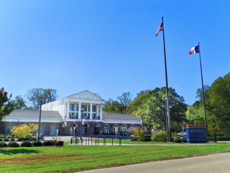 American Revolution Museum at Yorktown Virginia Historic Triangle 1