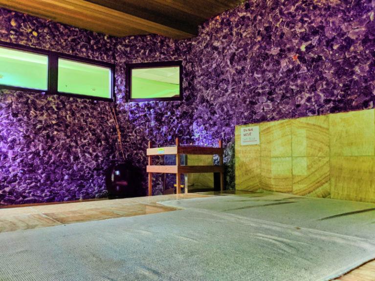 Amethyst Jewel Room at Palace Korean Spa Federal Way Washington 3