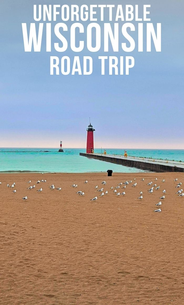 This Wisconsin road trip explores the best of farm country, historic towns, awesome natural wonders, Milwaukee and Madison. See the best of Southern Wisconsin on this easy 7 day itinerary of beautiful sights and fun.