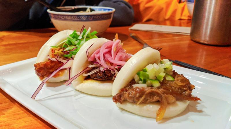 Baos from Bao Restaurants in Victoria BC 1