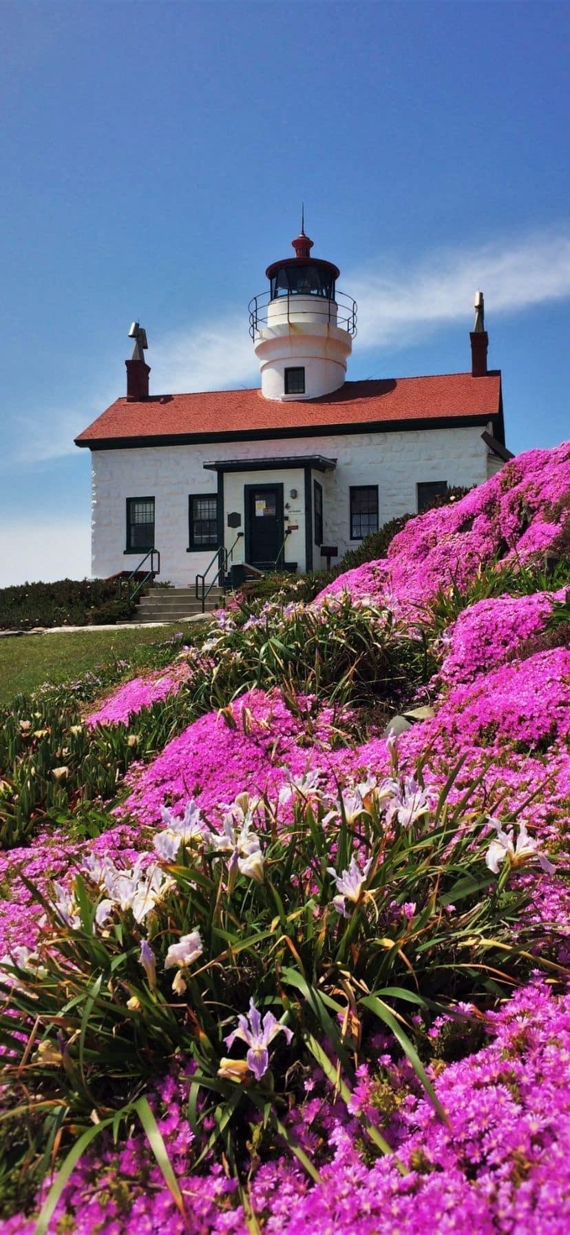 Battery Point Lighthouse California Coast Road Trip