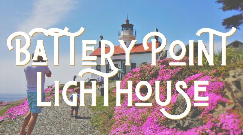 Battery Point Lighthouse Landing