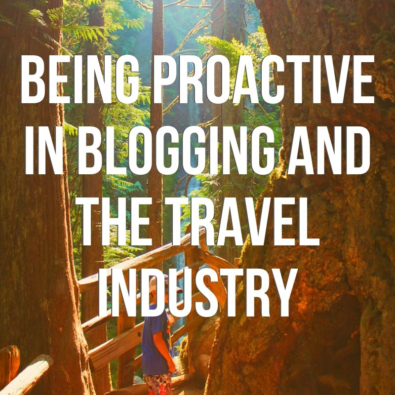 With the current state of the travel industry and blogging, everyone needs to find way to be proactive and get ready for when economic recovery happens. Ideas for preparing for the future, projects to do in down-time, and ways to support travel industry recover.