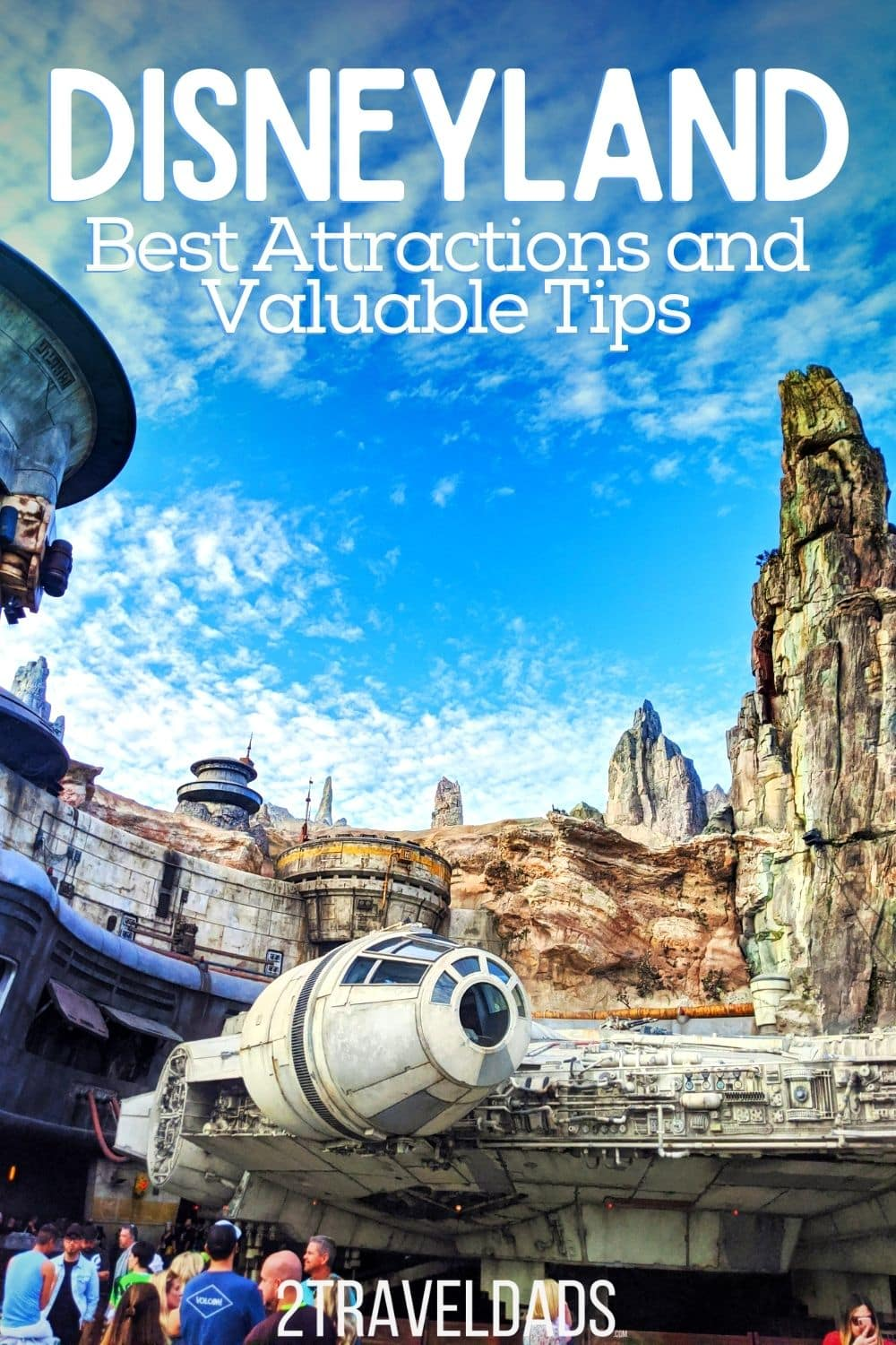 Valuable tips for making the most of your time in Disneyland, including the best ride, where you can actually relax, and the latest updates to Disneyland in California.